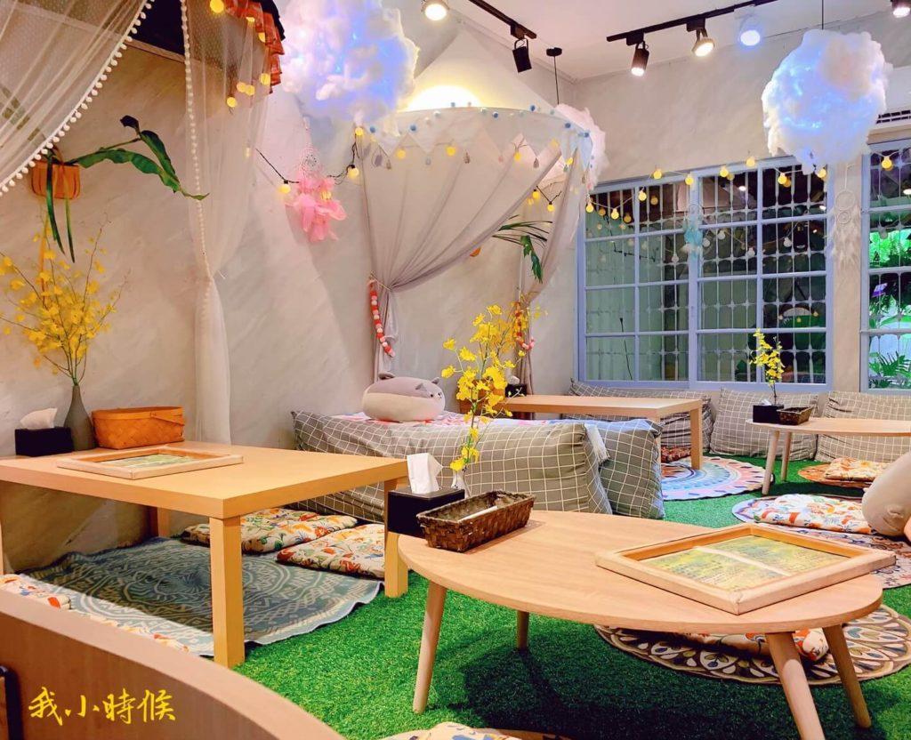 也野餐參室內空間