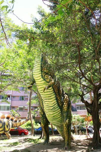 安南區恐龍公園