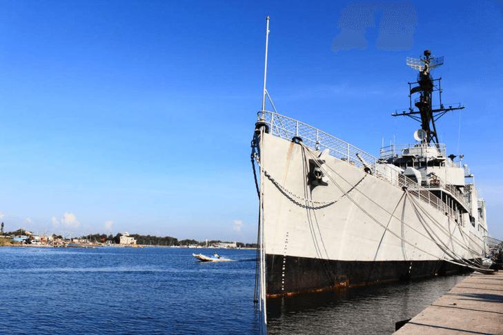 德陽艦艦艇