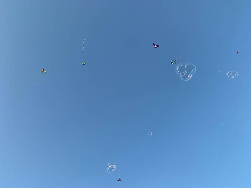 林默娘公園風箏與泡泡