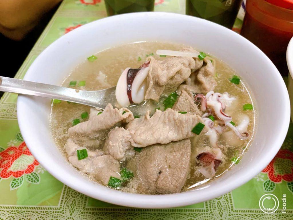麵條王海產麵海鮮湯