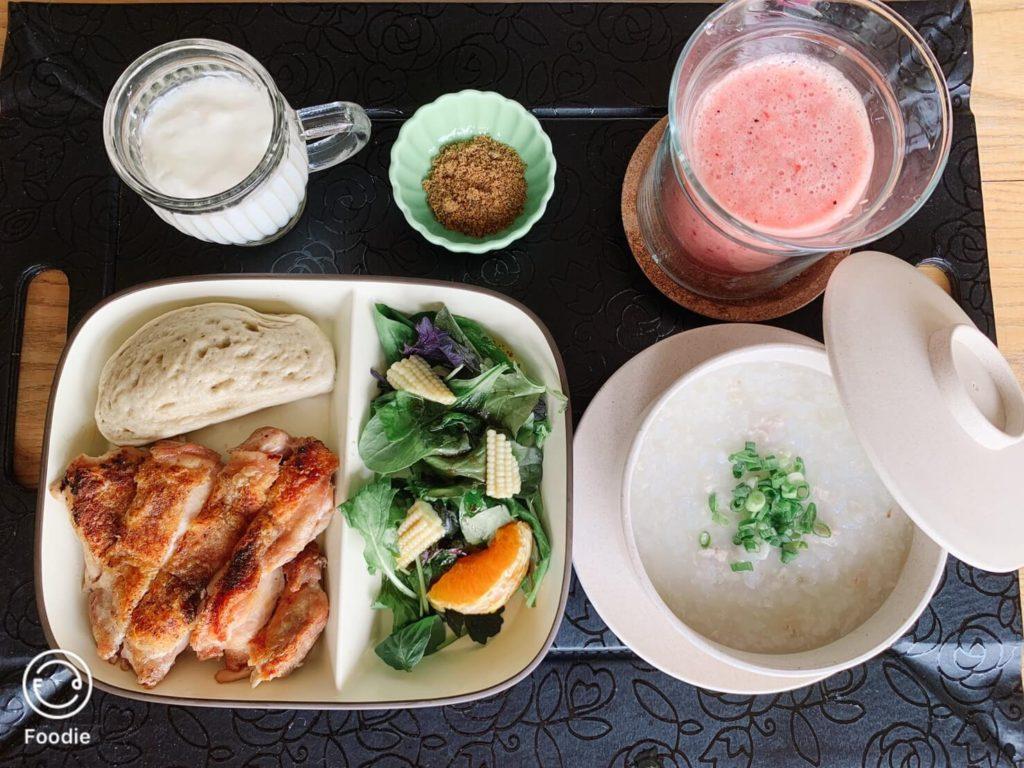 台南我小時候親子旅店早午餐